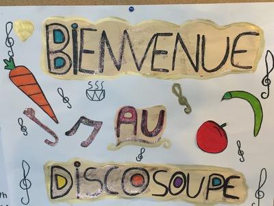 Musique, légumes et convivialité !